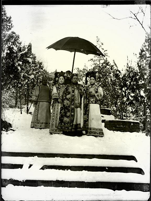 Цыси, Великая императрица цинского Китая