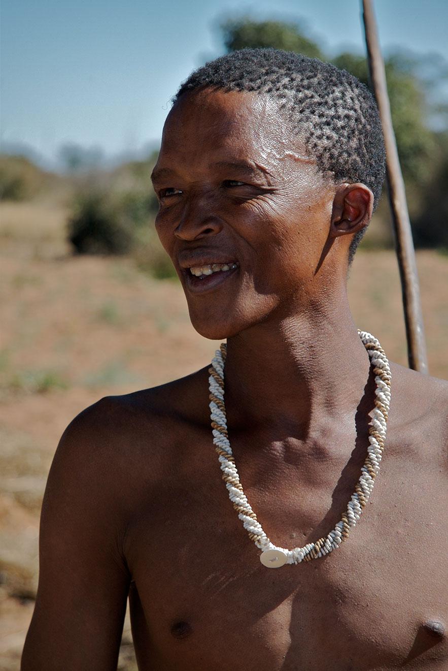 Бушмены - коренной южноафриканский народ