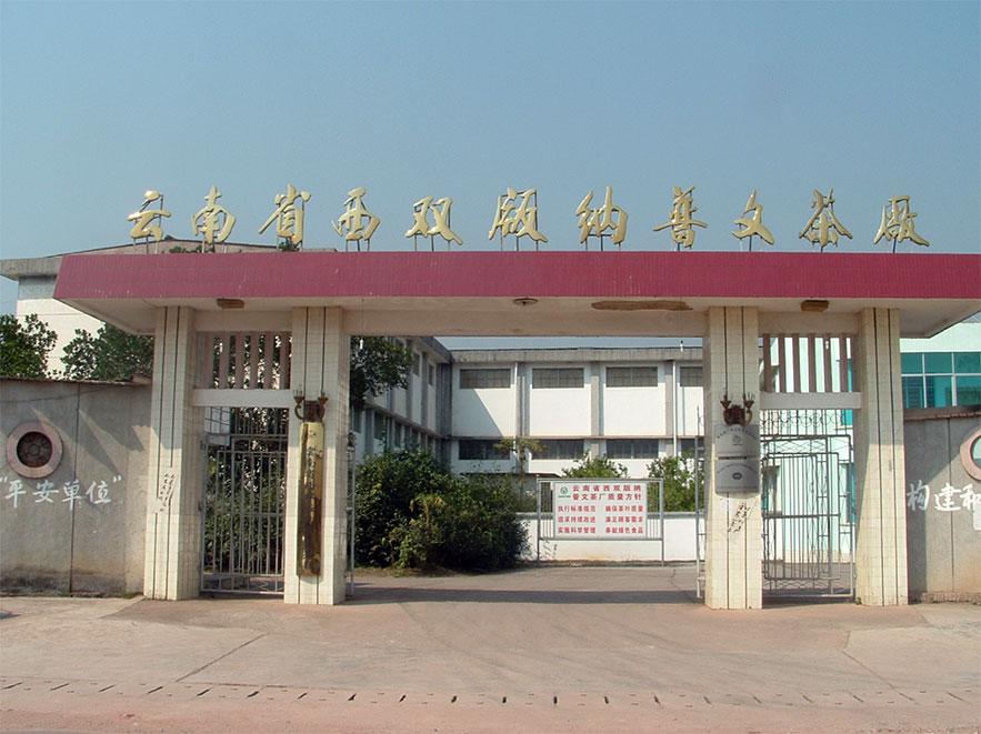 Фабрика Пувэнь