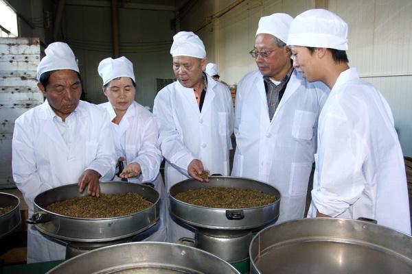 Экспертиза чайного производства