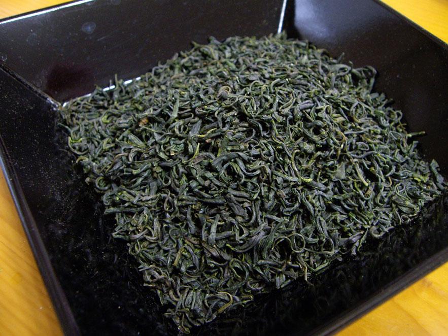 Тамарёкутя (玉緑茶)