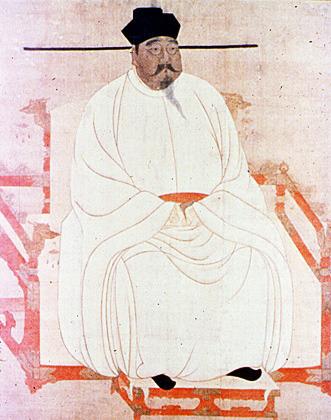Основатель династии Сун, Чжао Куанъинь, 927—976 гг., правил 960—976 гг.