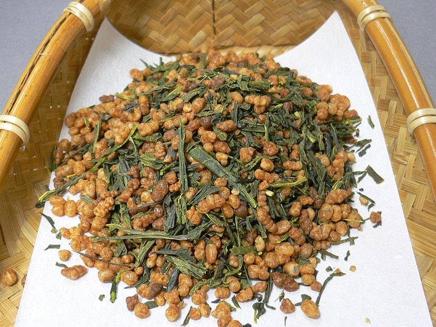 Гэммайтя (玄米茶)