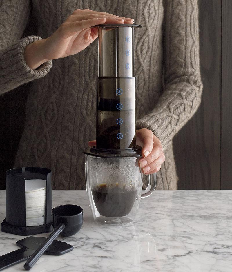Аэропресс для приготовления кофе