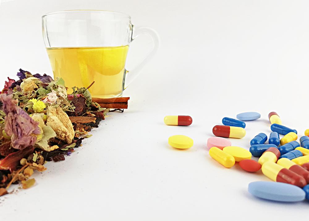 Гречишный чай Ку Цяо обладает антибактериальным и противовоспалительным действиями
