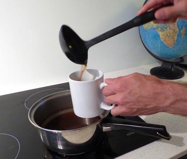 """Самый простой метод заваривание кофе называется """"ковбойский метод"""""""