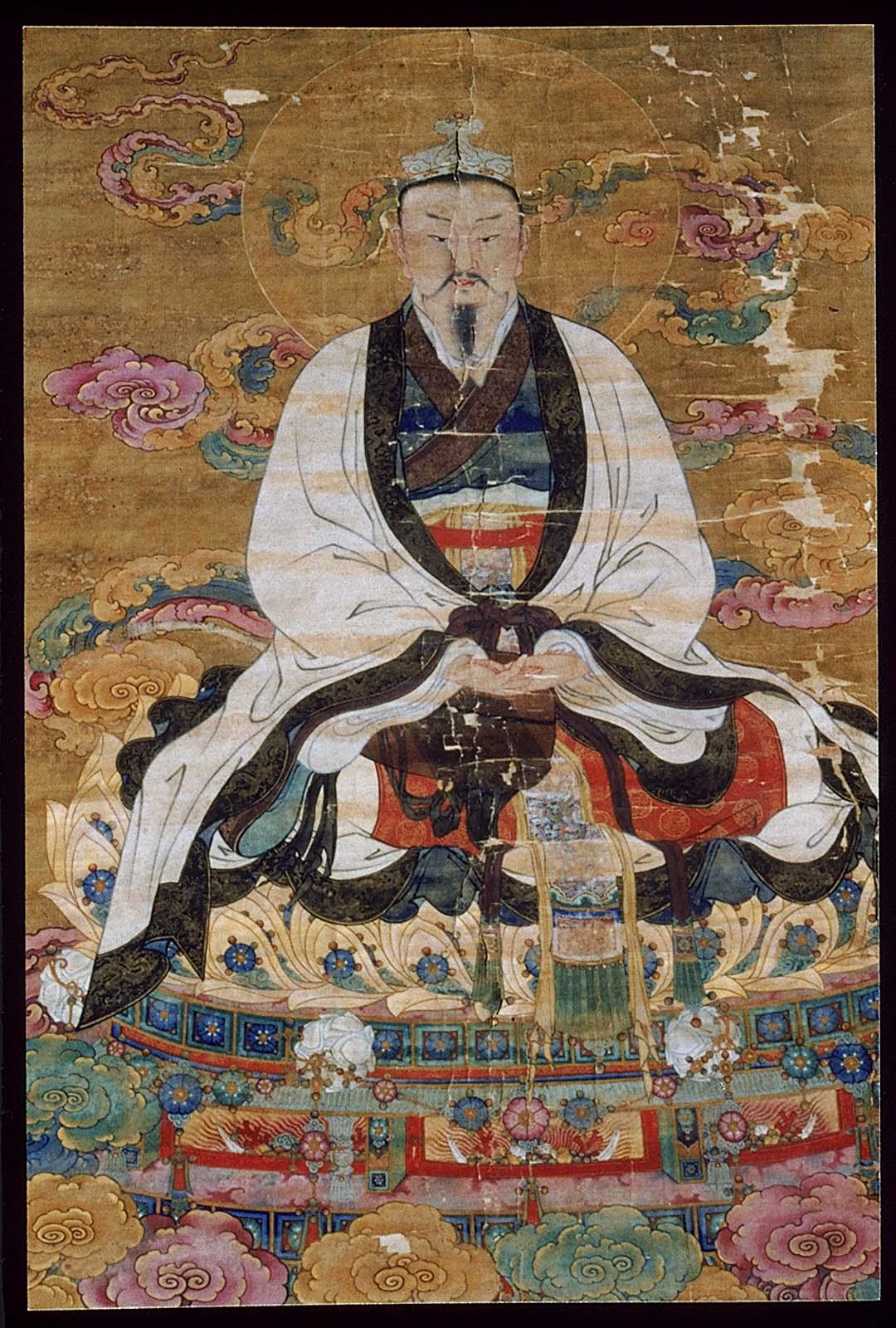 Нефритовый Император Юй-ди