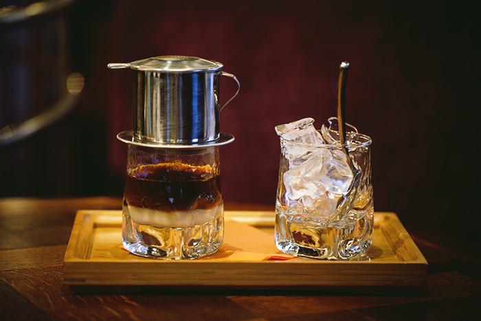 Кофе по-вьетнамски со сгущенкой