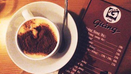 Кофейное меню во вьетнамских кофейнях может смело составить конкуренцию европейскому Старбаксу!
