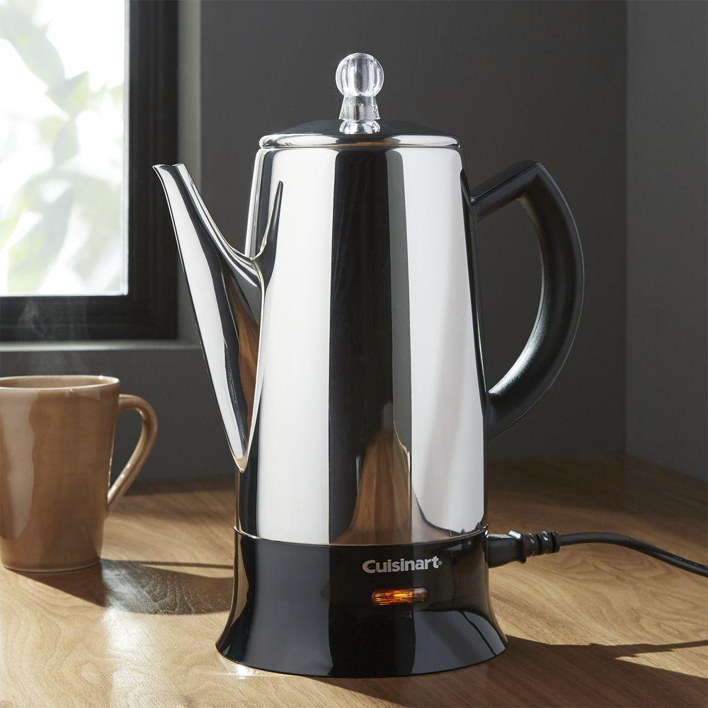 Электрический перколятор для кофе