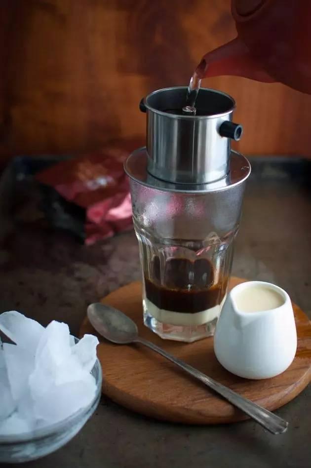 Вьетнамский пресс-фильтр для кофе фин-фильтр