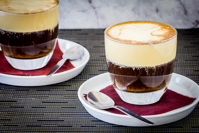Кофе по-вьетнамски с яйцом